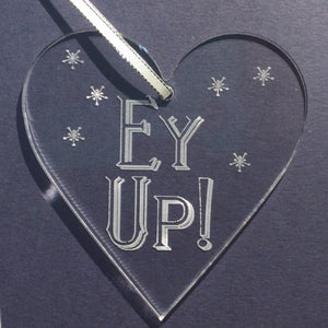 Ey Up Christmas Decoration