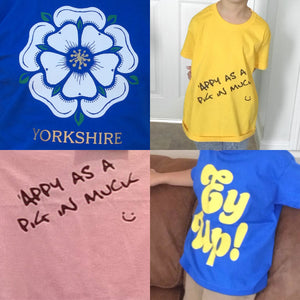 SALE! Last few Kids T-shirts