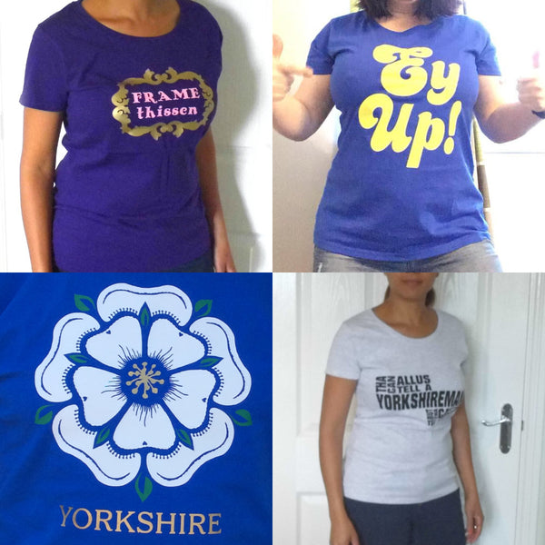 SALE! Last Few Lady Fit T-shirts reduced price