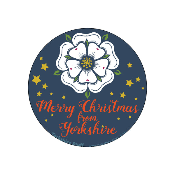 Merry Christmas from Yorkshire Pocket Mirror