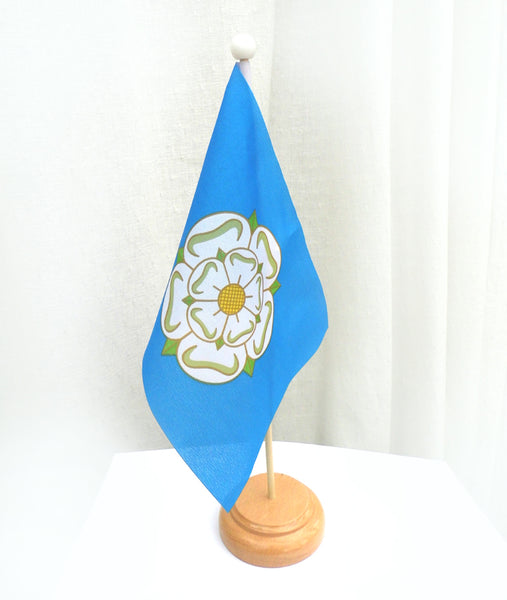 Yorkshire Desk Flag