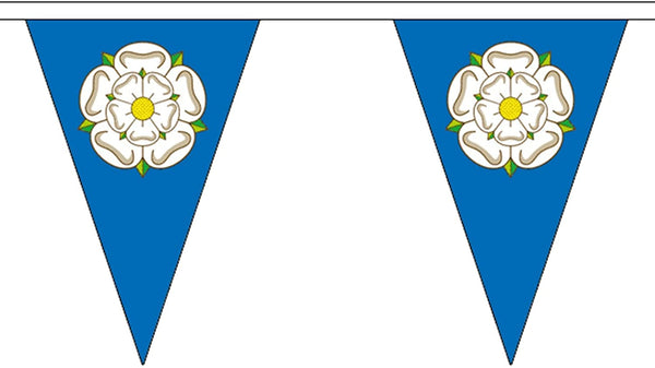Triangular Yorkshire Bunting (choice of length)