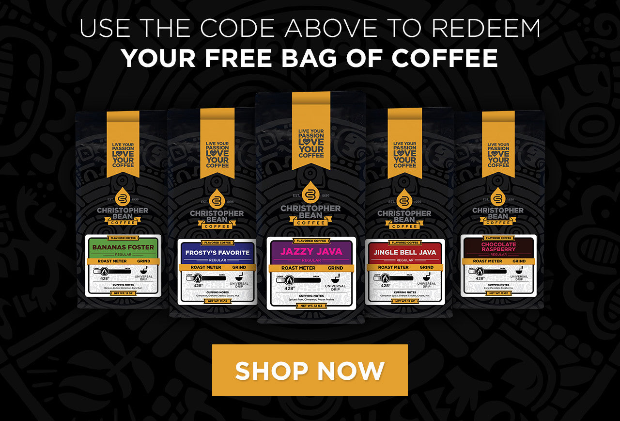 Free Bag of Coffee