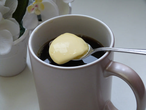 coffee and butter