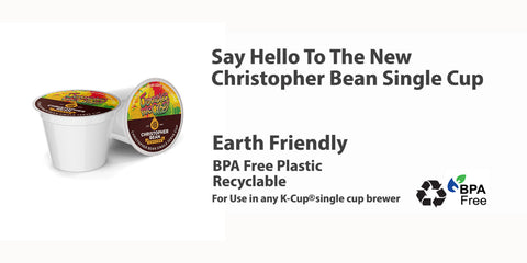 two bpa free recyclable singe cup k cup right cup