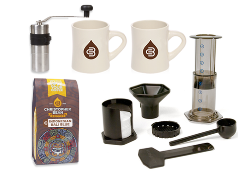 Specialist Brew Kit - Handcrafted Artesian Specialty Gourmet And Flavored Coffee
