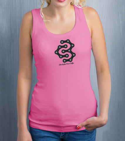 Ladies Coffee Snob tank top