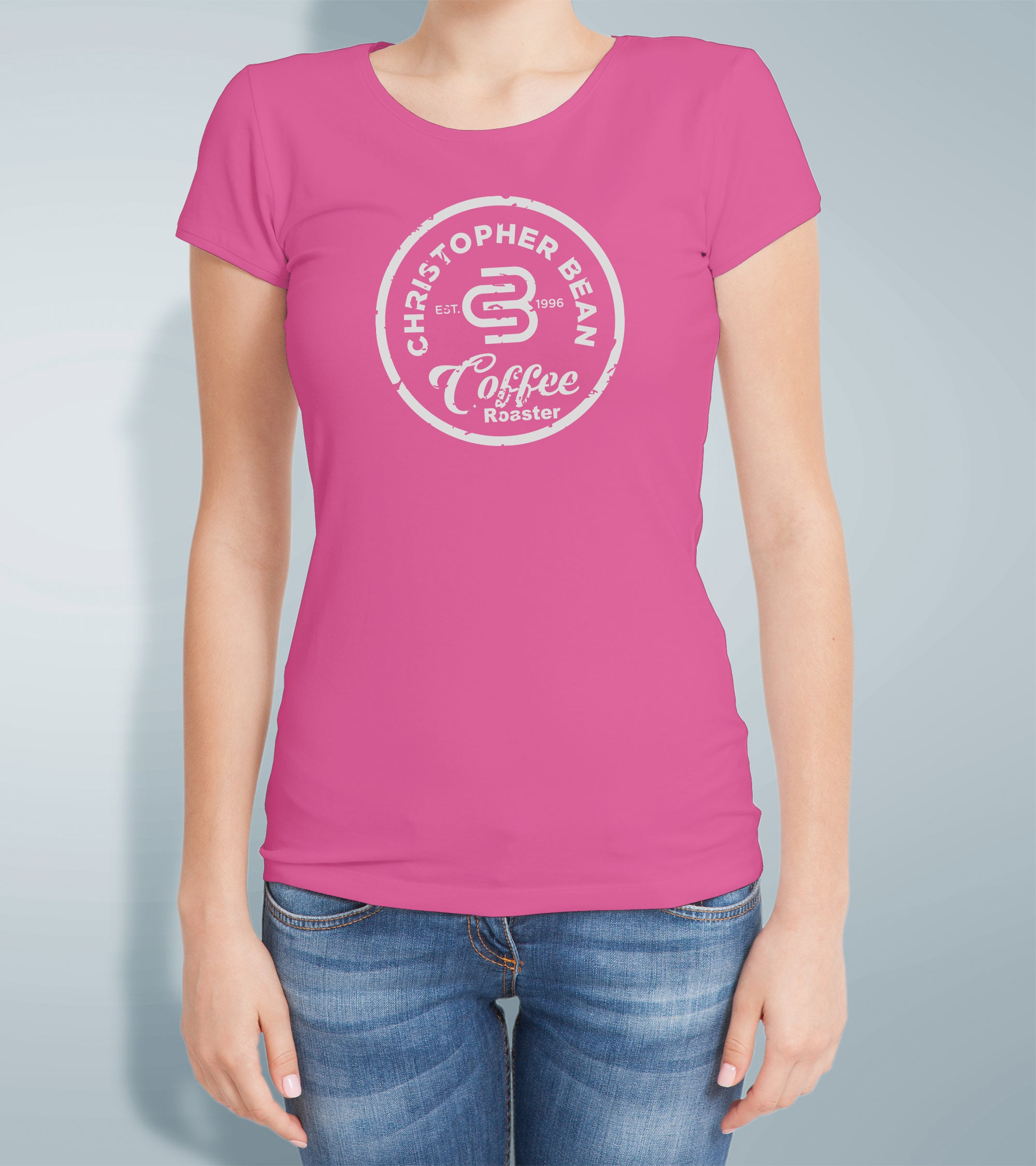 Ladies Since 1996 Coffee Roaster T Shirt
