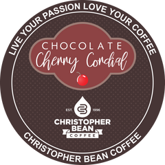 Chocolate Cherry Cordial Single Cup ( New 18 Count Box )