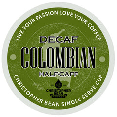 Colombian Decaf Half Caff