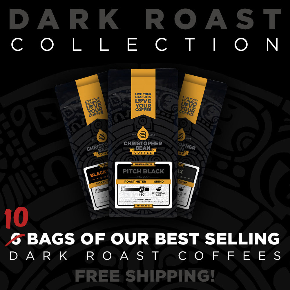 Dark Roast Collection 10 Bags