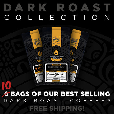 Single Cup Dark Roast Collection 10