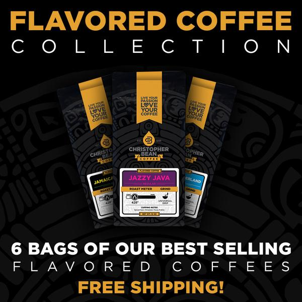 Flavored Coffee Collection 6