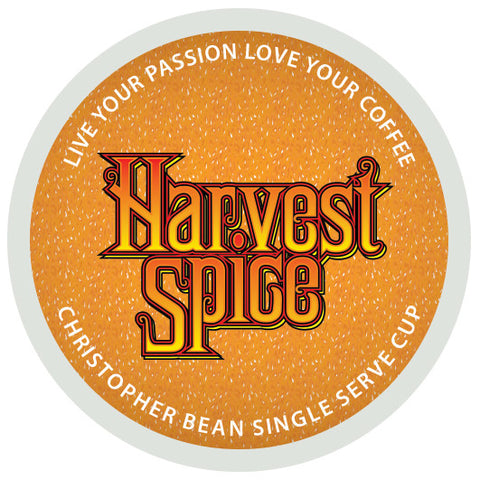 Harvest Spice Single Cup