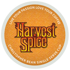 Harvest Spice Single Cup (New 18 Count)