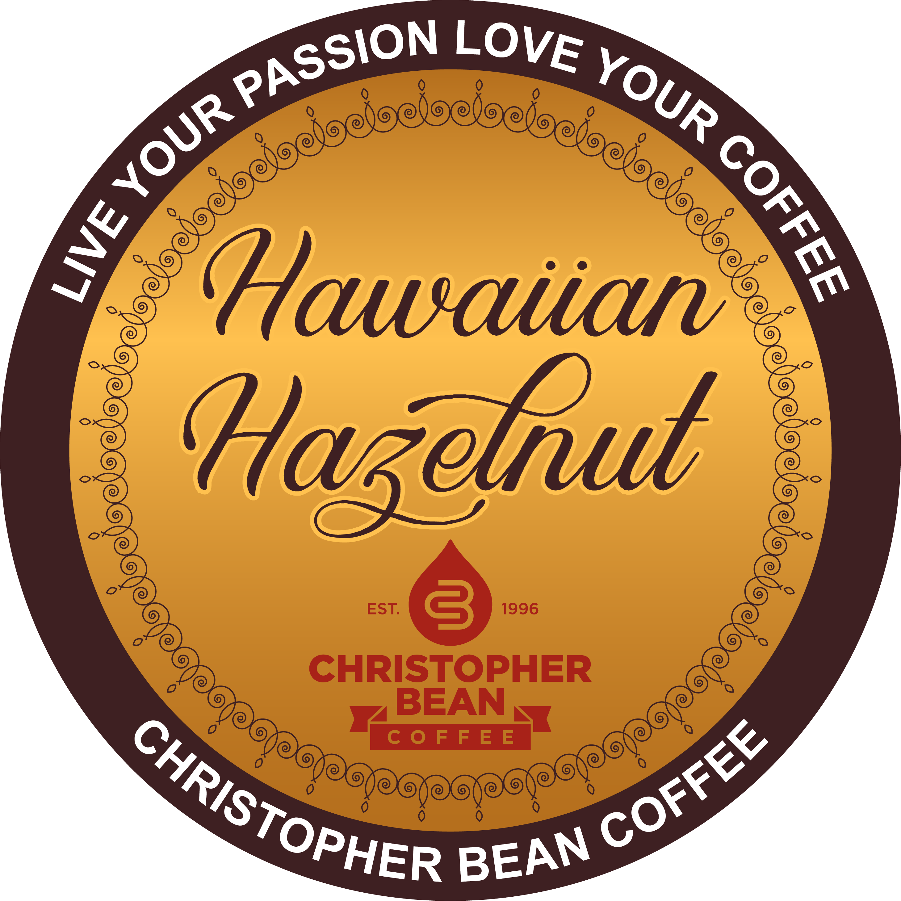 Hawaiian Hazelnut Single Cup (New 18 Count Box)
