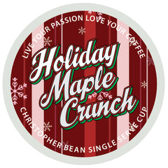 Holiday Maple Crunch Single Cup