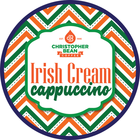 Irish Cream Cappuccino Single Cup