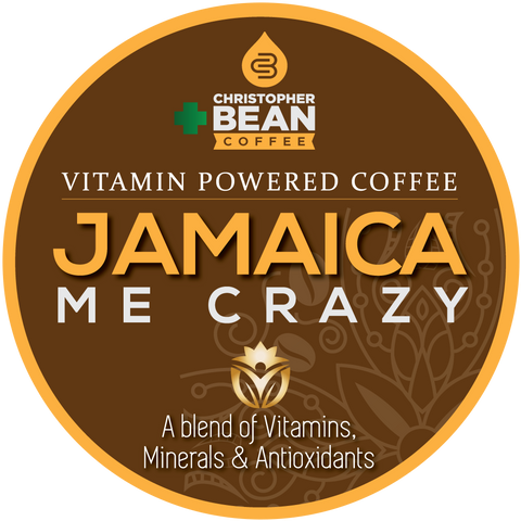 Vitamin Powered Coffee, Energy & Focus Hawaiian Kona Blend Single Cup