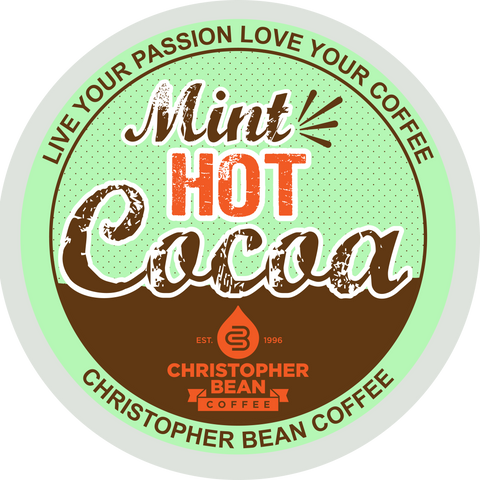 Mint Hot Chocolate Single Cup (18 Cups)