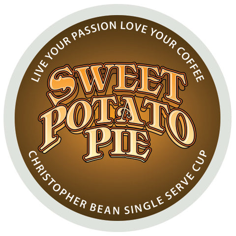 Sweet Potato Pie Single Cup