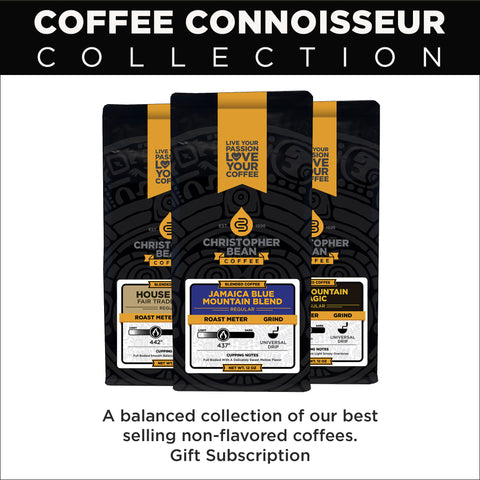 Connoisseur Coffee Subscription