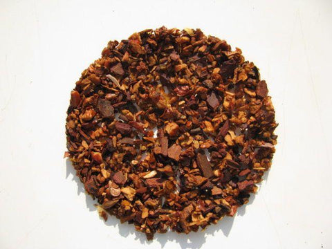 Apple Cinnamon Herbal Tisane Whole Loose Tea Leaves