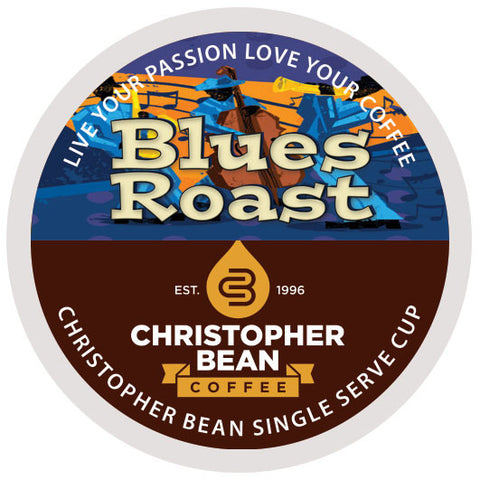 Blues Roast Single Cup (New 18 Count)