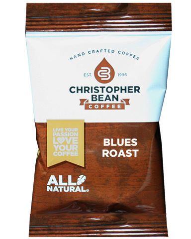 Blues Roast French Roast Trial Size - Handcrafted Artesian Specialty Gourmet And Flavored Coffee