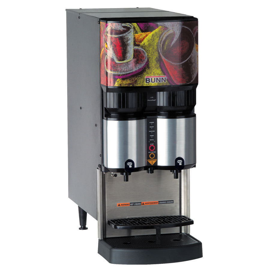 Bunn LCA-2 Ambient Liquid Coffee Dispenser with Scholle Connector