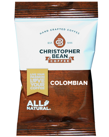 Colombian Trial Size - Handcrafted Artesian Specialty Gourmet And Flavored Coffee
