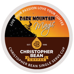 Dark Mountain Magic Single Cup - Handcrafted Artesian Specialty Gourmet And Flavored Coffee