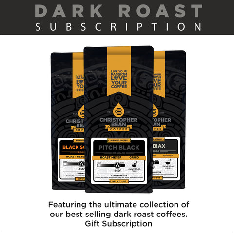 Dark Roast Coffee Subscription