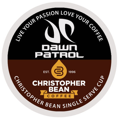 Dawn Patrol Single Cup - Handcrafted Artesian Specialty Gourmet And Flavored Coffee