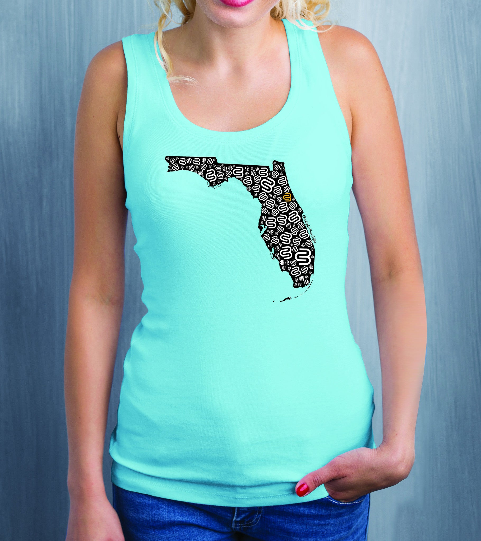 Ladies Florida Tank Top