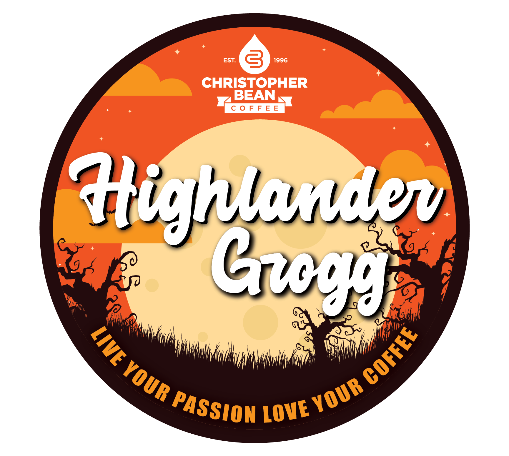 Highlander Grogg Single Cup Coffee