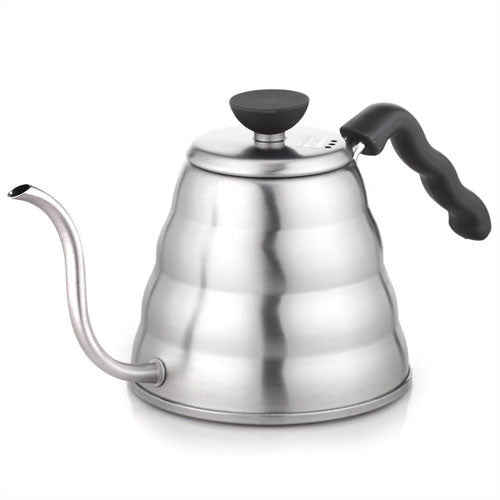 Hario V60 Buono Coffee Drip Kettle, 1.2 L - Handcrafted Artesian Specialty Gourmet And Flavored Coffee