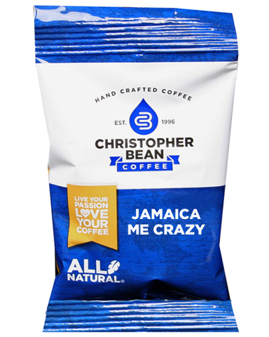 Jamaica Me Crazy Trial Size - Handcrafted Artesian Specialty Gourmet And Flavored Coffee
