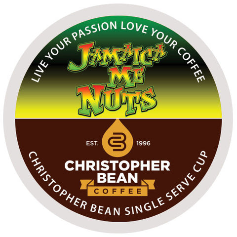 Jamaica Me Nuts Single Cup
