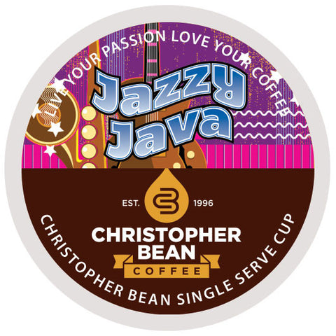 Jazzy Java Single Cup