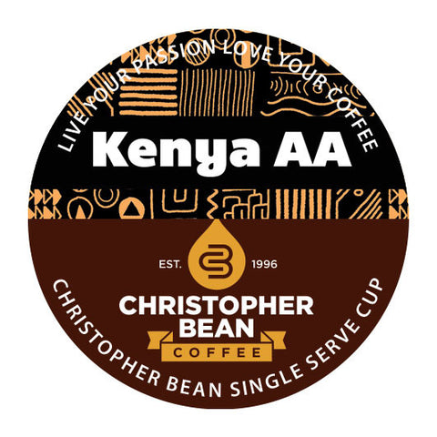 Kenya AA Single Cup