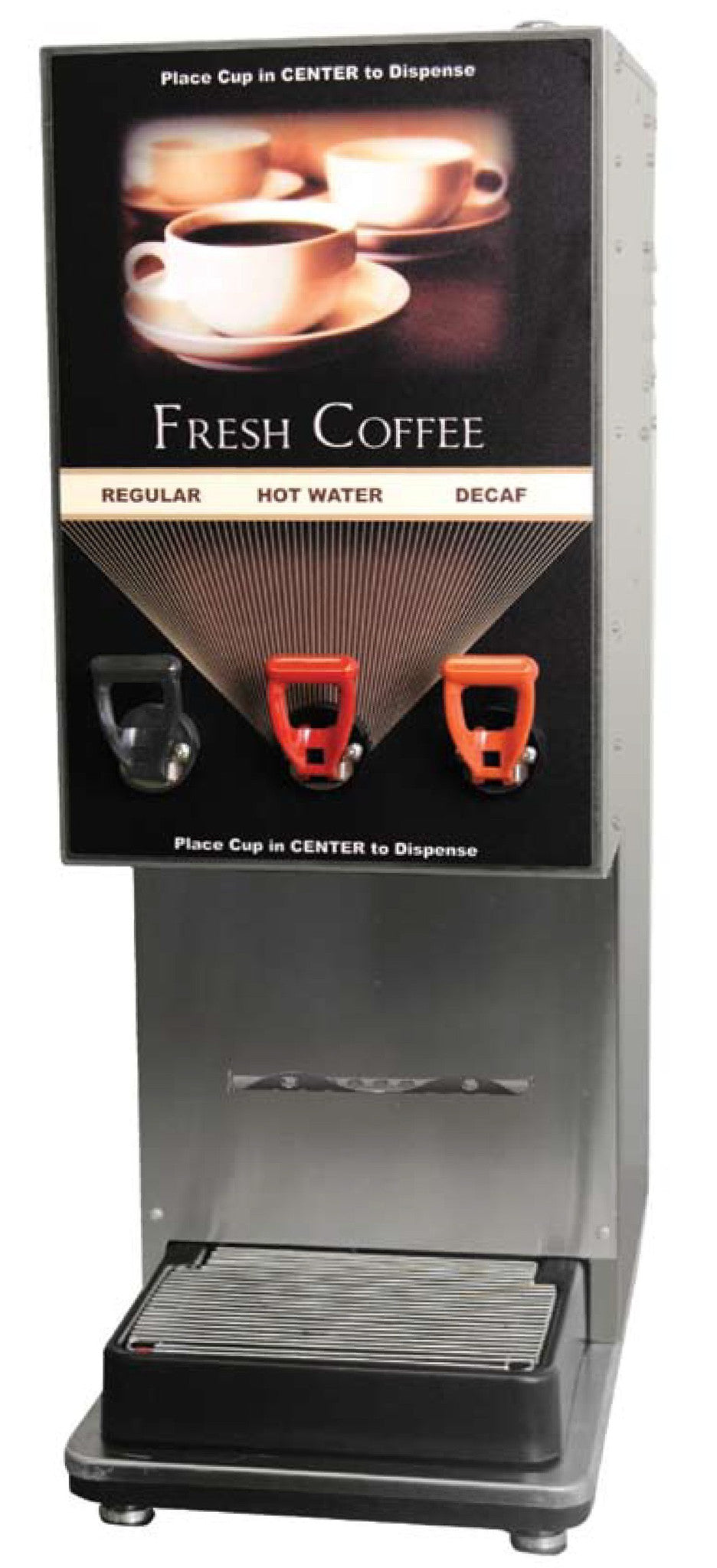 NEW NEWCO LCD 2 LIQUID COFFEE CONCENTRATE BREWER