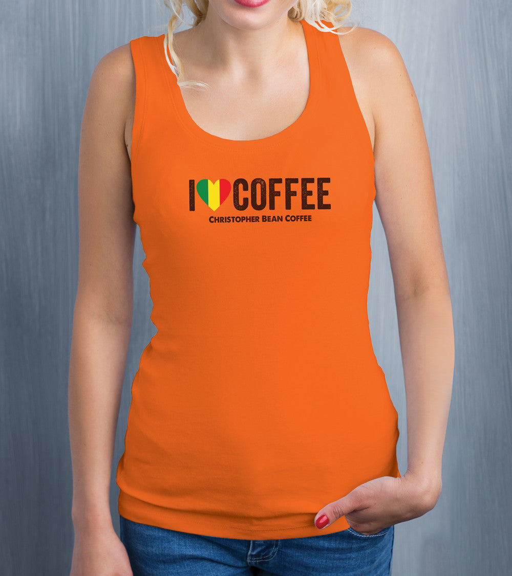 Ladies Rasta Tank Top