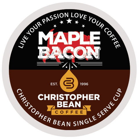 Maple Bacon Single Cup (New 18 Count)
