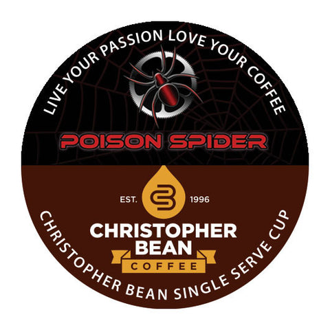Poison Spider Single Cup (New 18 Count)