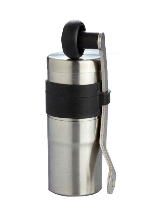 Porlex Mini Stainless Steel Coffee Grinder - Handcrafted Artesian Specialty Gourmet And Flavored Coffee