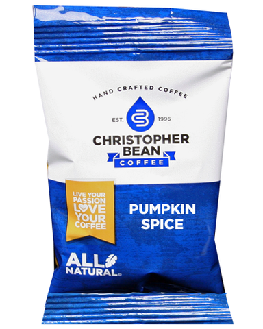 Pumpkin Spice Trial Size - Handcrafted Artesian Specialty Gourmet And Flavored Coffee