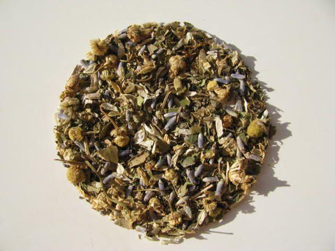 Serene Herbal Whole Loose Tea Leaves