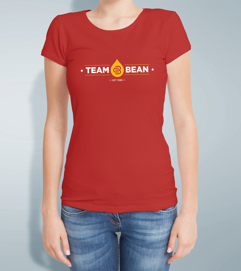 Ladies Team T Shirt