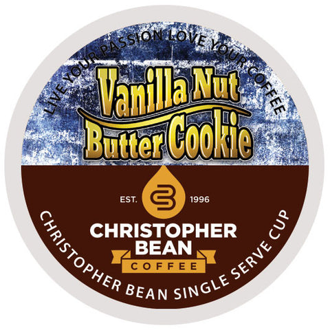Vanilla Nut Butter Cookie Single Cup (New 18 Count)